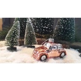 VW BEETLE Christmas tree decoration