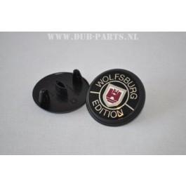 Wolfsburg Edition logo set black