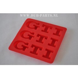 GTI ice cube form