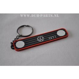 GTI Grill keychain MK1