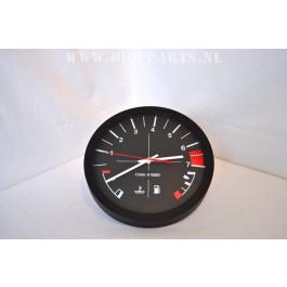 "Clock ""GTI Tachometer"" design"