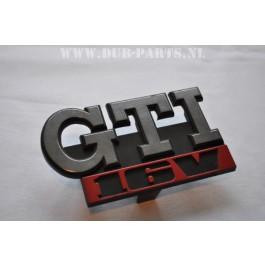 GTI 16V Grill emblem