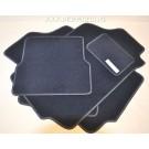 Golf / Jetta Mk2 velour floor mats EDITION ONE BLUE