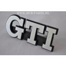 GTI Grill emblem