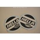 Hella fog/high beam headlight stickers